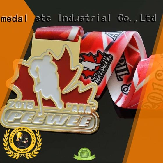 Awards Medal customized custom medallion awards supplier for sale