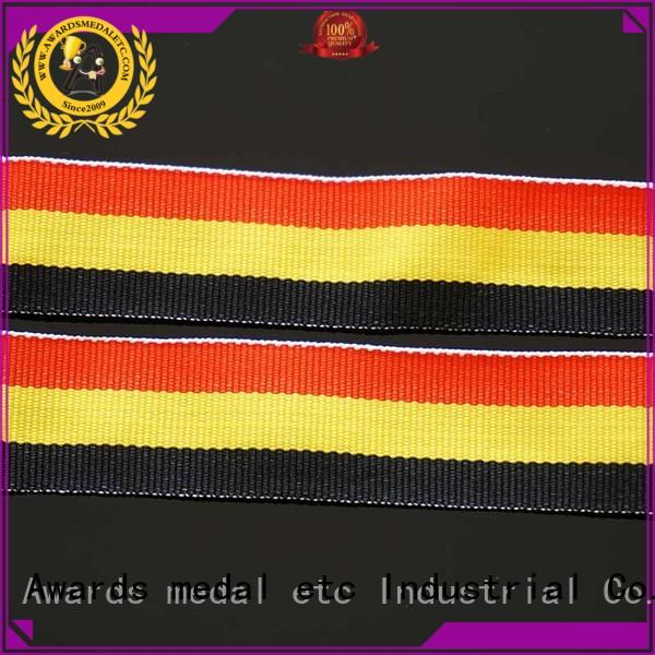 Awards Medal most popular printed lanyards practical packaging for sport event