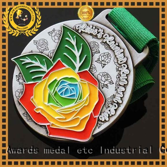 fashion custom medal your overseas market for gifts