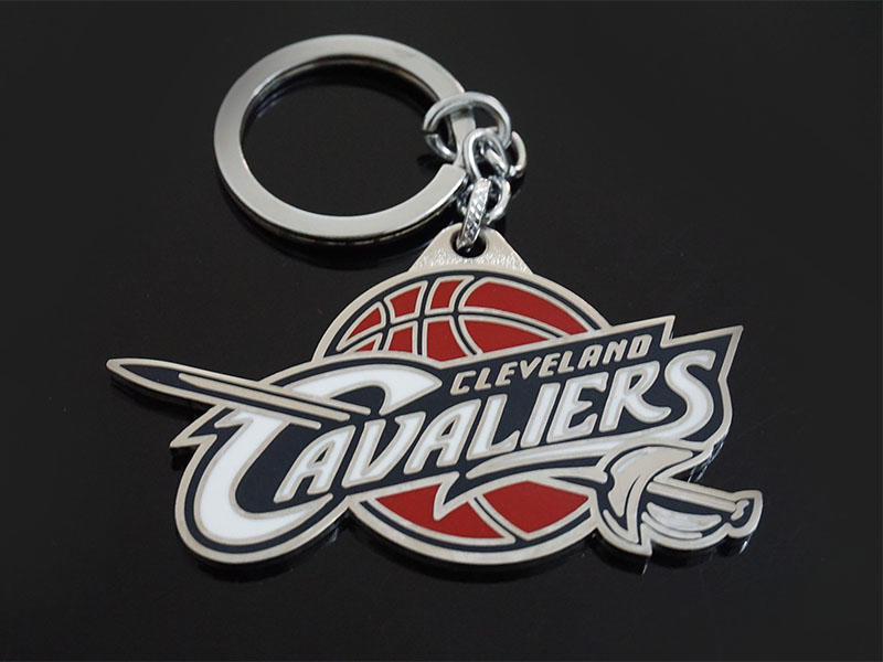 latest metal key chains promotional trade cooperation for wholesale-1