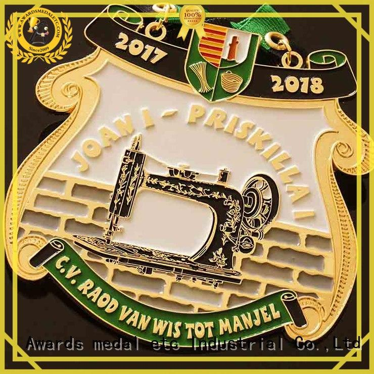 Awards Medal enamel karneval orden supplier for wholesale