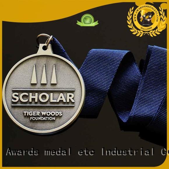 originality custom medallions alloy overseas market for gifts