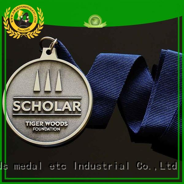 Awards Medal fashion custom made medals bulk production for gifts