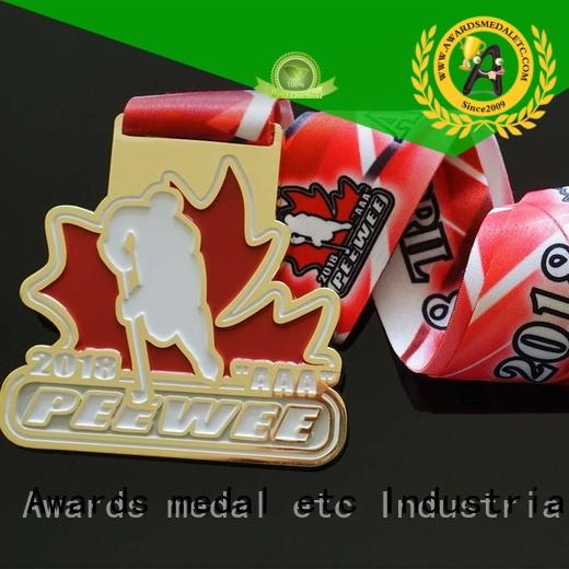 Awards Medal customized custom medallion awards supplier for award