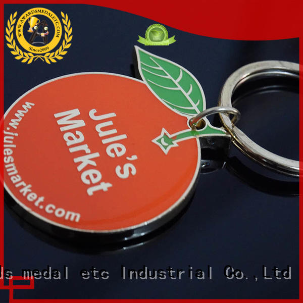 good quality metal key chains gifts win-win cooperation for promotion
