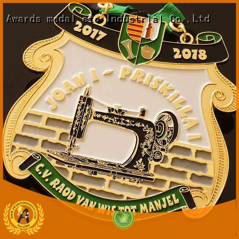 Awards Medal orden fiesta medal supplier for wholesale