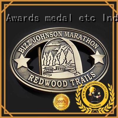 Awards Medal your metal belt buckle design for mass-market