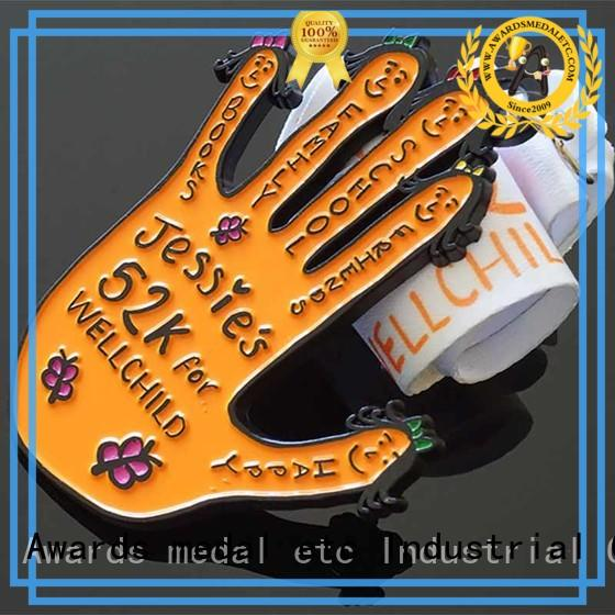 Awards Medal customized custom sports medals supplier for award