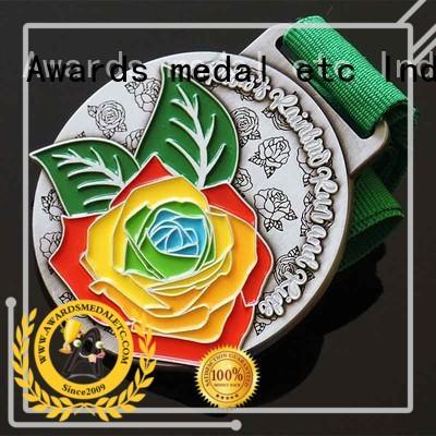 Awards Medal casting bespoke medals supplier for souvenir