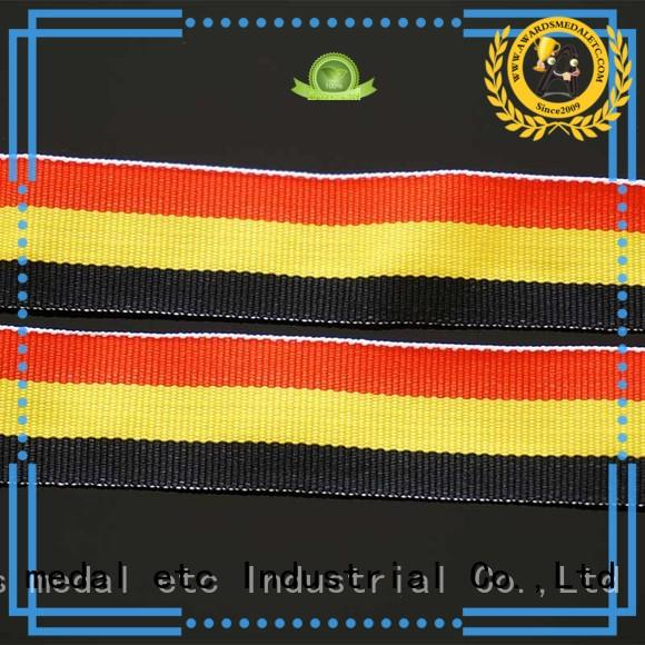 outstanding quality custom printed lanyards ribbon compact packaging for DIY