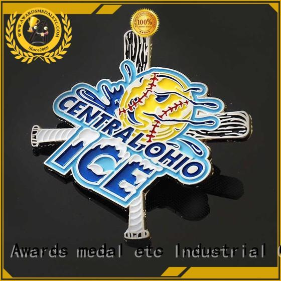 Awards Medal 100% quality lapel pin badges producer for garment