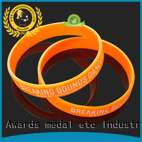 cost-effective custom silicone wristbands printed innovative product for event