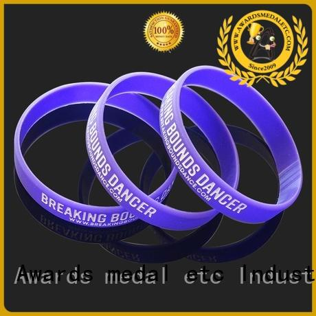 Awards Medal item silicone wristbands innovative product for event