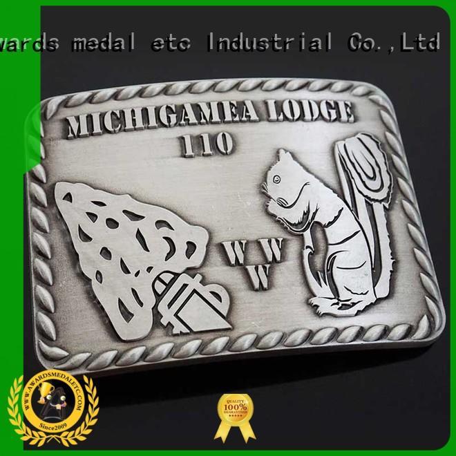 customized belt buckle manufacturers metal manufacturer for mass-market