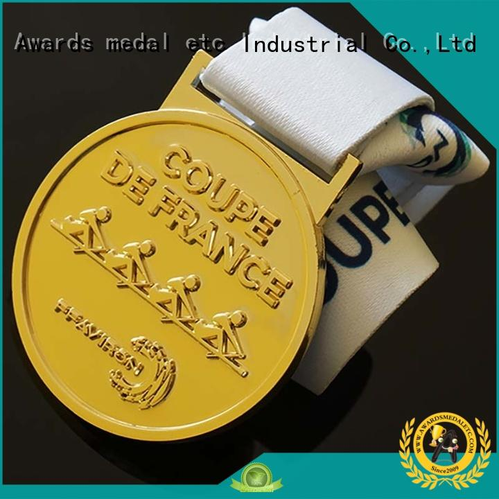 Awards Medal low-price custom sports medals supplier for match