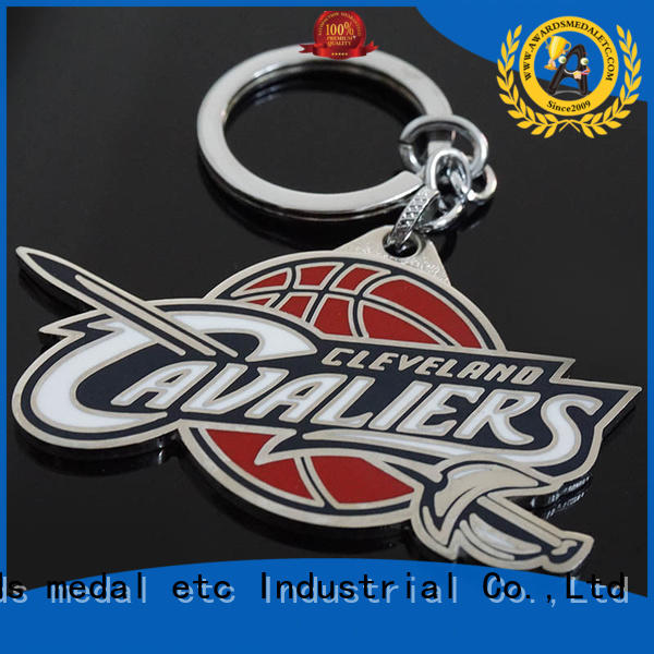good quality custom metal keychains quality trade cooperation for promotion