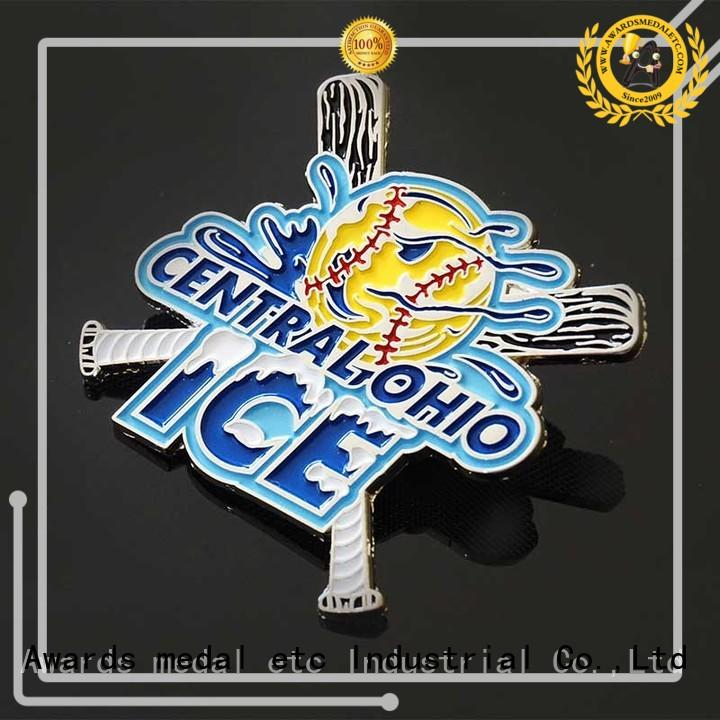 Awards Medal oem pin badges looking for buyer for souvenir