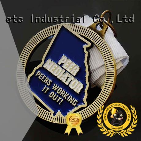 most popular custom made medalsantique supplier for events