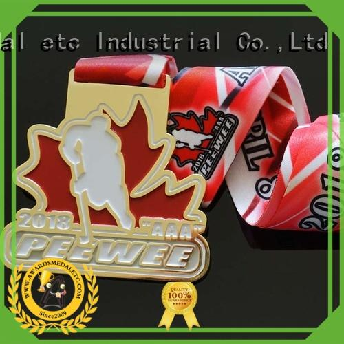 Awards Medal palm custom sports medals supplier for match