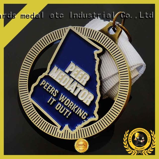 Awards Medal originality custom medallions bulk production for gifts