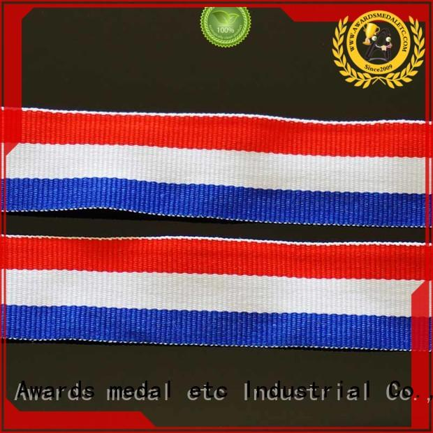 Awards Medal most popular sports lanyards trendy designs for DIY