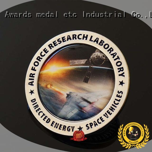 Awards Medal selected material custom made challenge coins wholesale for sale