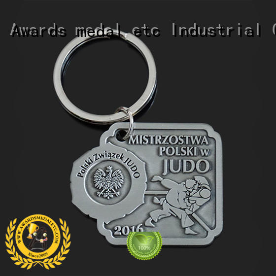 good quality metal key chains key win-win cooperation for gift
