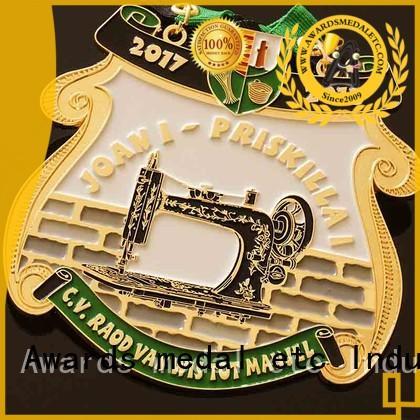 Awards Medal hot medailles carnaval trader for sale
