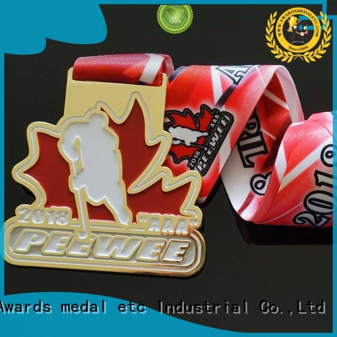 customized sports medal events supplier for award