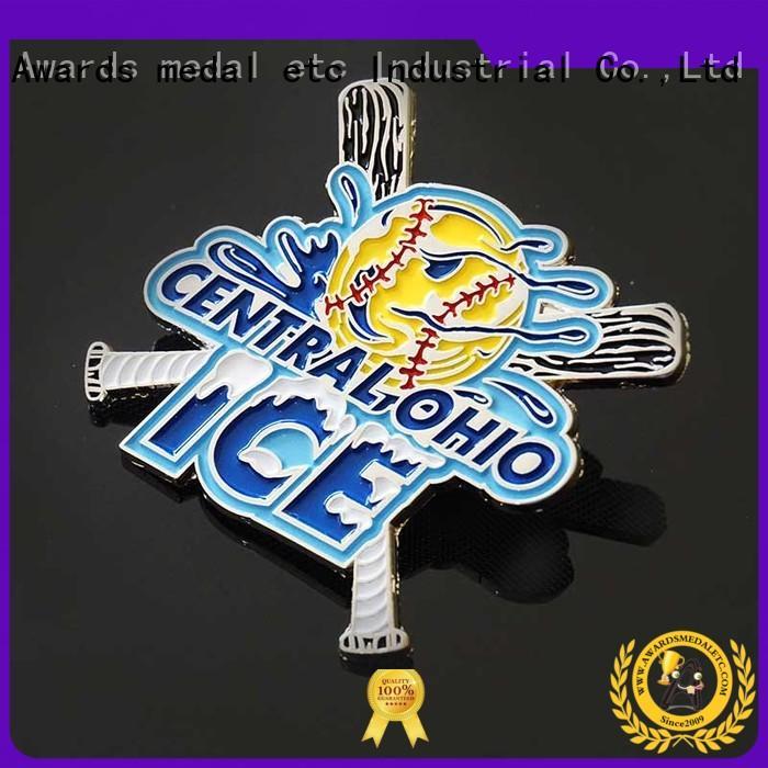 Awards Medal best custom pin badges producer for gift
