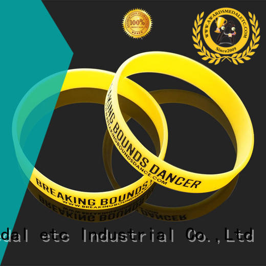 commercial silicone wristbands band trader for event