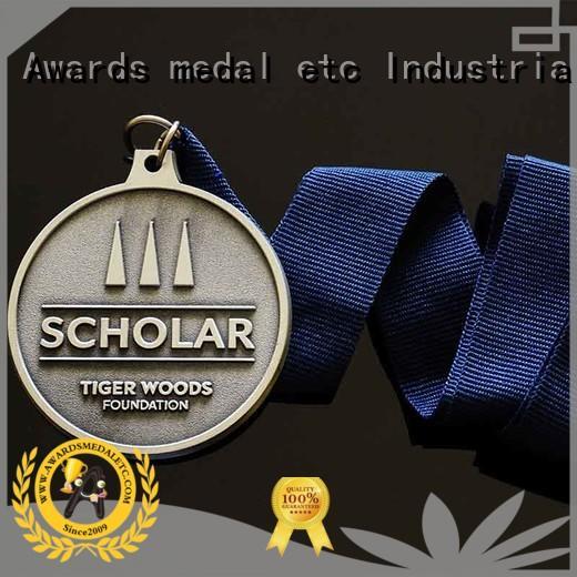 Awards Medal fashion custom medallions overseas market for souvenir