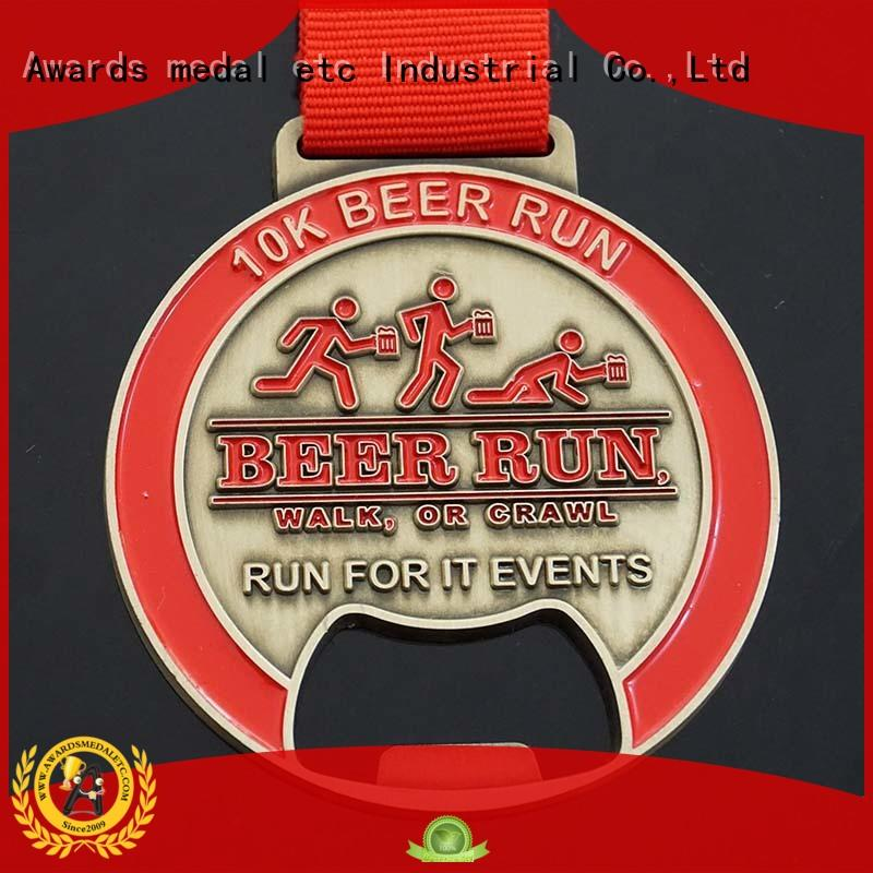 Awards Medal most popular beer bottle opener customized for gifts