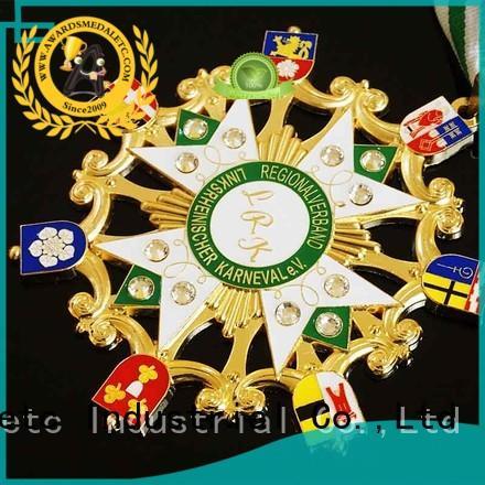Awards Medal large selection of carnavals medailles design for sale
