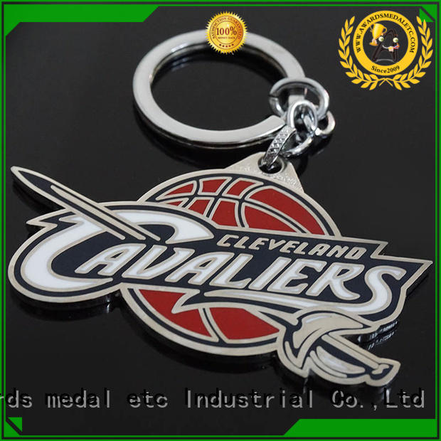 Awards Medal metal metal key chains win-win cooperation for wholesale