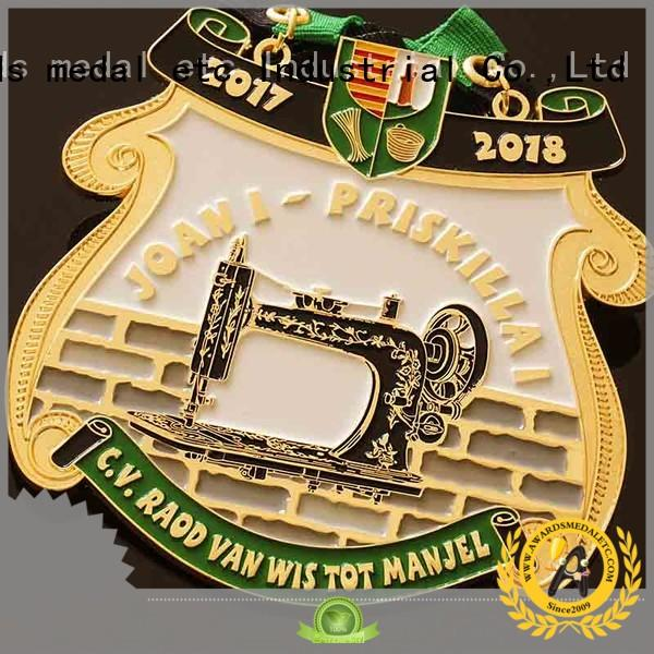 Awards Medal epoxy medailles carnaval supplier for wholesale