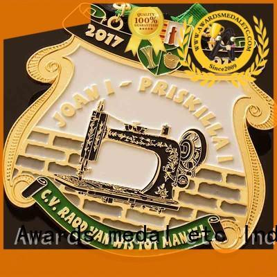 Awards Medal die medailles carnaval trader for wholesale