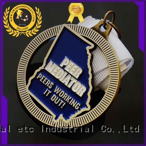 style bespoke medals customized for gifts