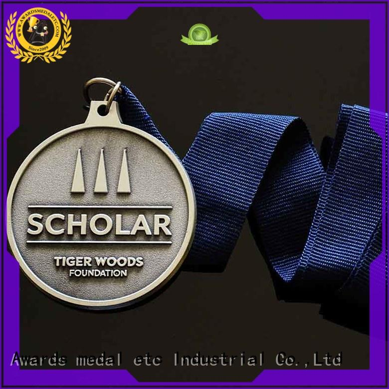 Awards Medal alloy custom medallions supplier for gifts