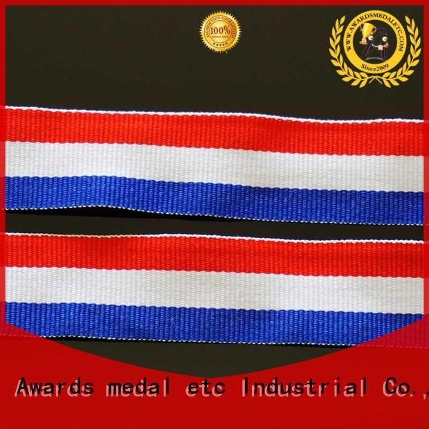 Awards Medal outstanding quality printed lanyards fast dispatch for DIY