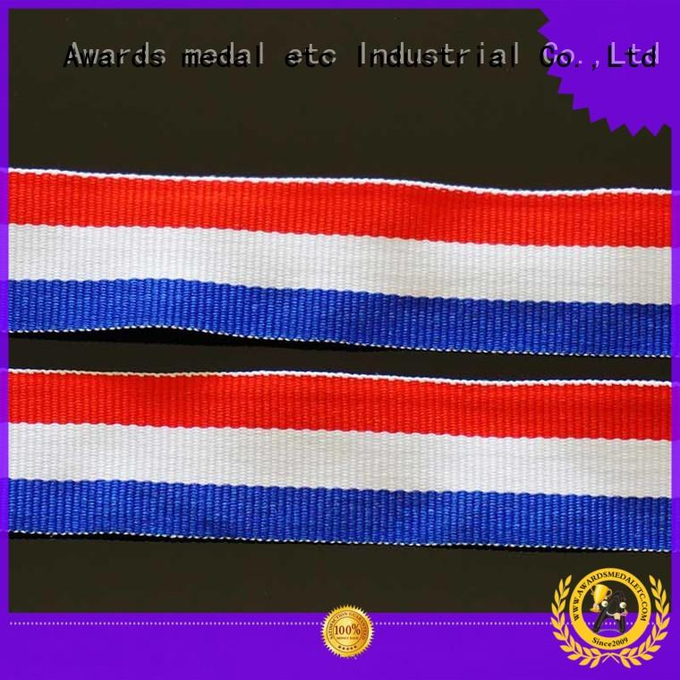 any sports lanyards trendy designs for DIY Awards Medal