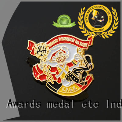 Awards Medal lapel custom pin badges looking for buyer for gift