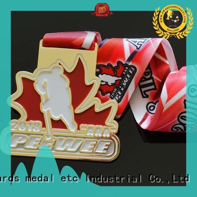 Awards Medal low-price custom medallion awards global market for award