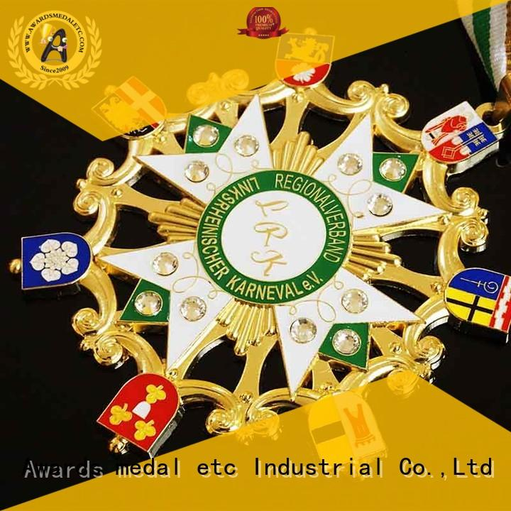 large selection of fiesta medal epoxy design for sale