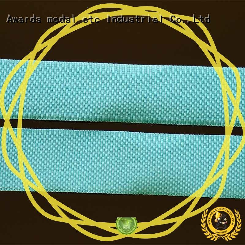 outstanding quality ribbon lanyard woven compact packaging for sale