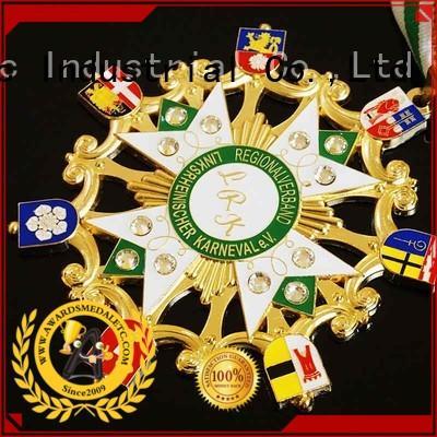 Awards Medal large selection of carnavals medailles trader for sale