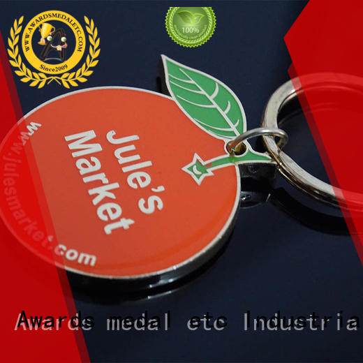 inexpensive custom metal keychains car trade cooperation for wholesale