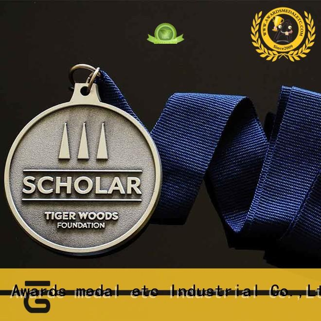 most popular medal manufacturers supplier for souvenir Awards Medal