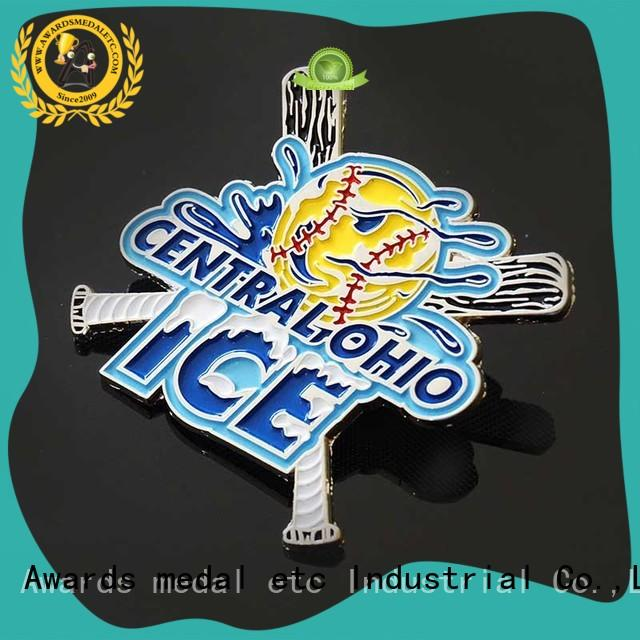 Awards Medal lapel pin badges overseas trader for garment