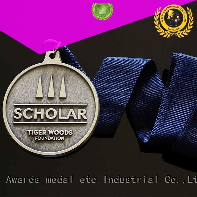Awards Medal style custom made medals supplier for souvenir